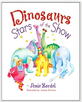Dinosaurs stars of the show