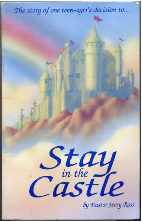 Stay in the Castle book
