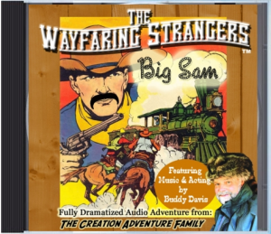 Wayfaring Strangers Big Sam CD