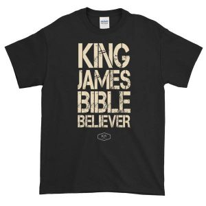 KJV believer shirt